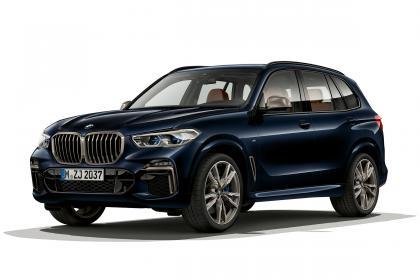 宝马推出了M50i热销的X5和X7 SUV
