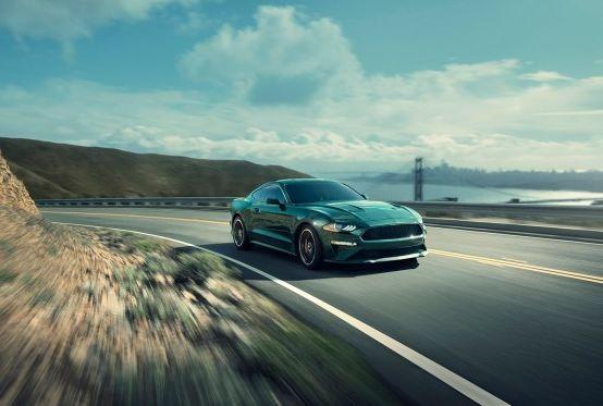 汽车常识:2019年Ford Mustang Bullitt First Drive