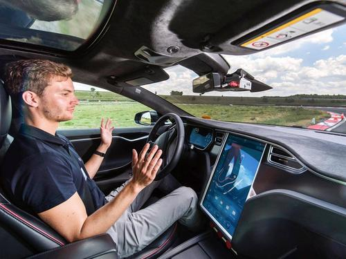 自动驾驶汽车前景 2030年新车占40%