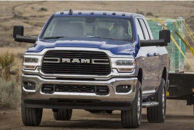 2019年Ram重型孤星首次亮相仅限德克萨斯州的卡车