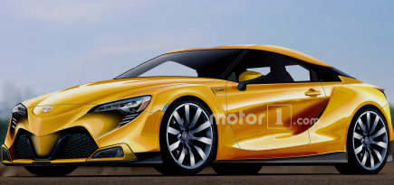 丰田强烈暗示新的86将与斯巴鲁共同开发