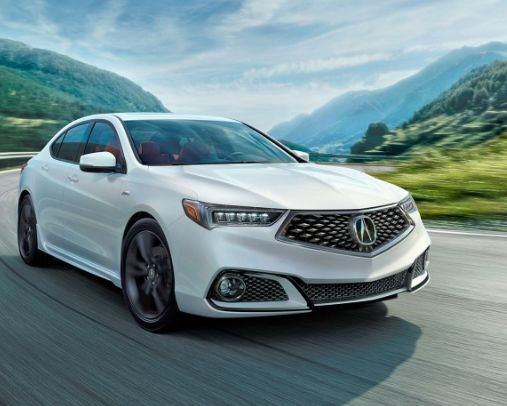 Acura TLX First Look