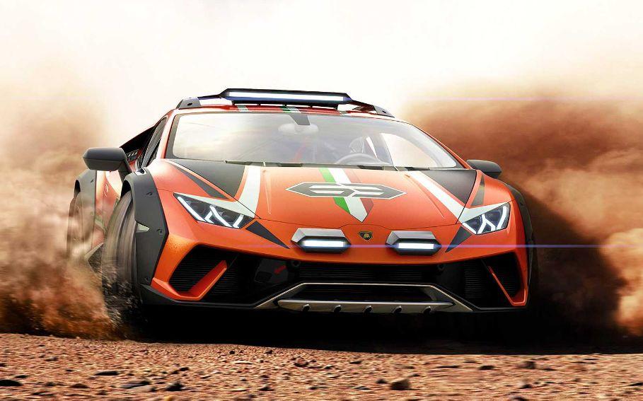 兰博基尼Huracan Sterrato全路超级跑车可能会投入生产