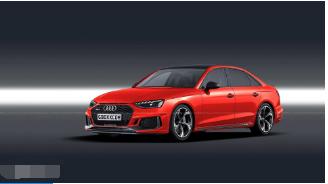2020奥迪RS4呈现为M3竞争对手轿车