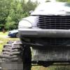 Bonkers克莱斯勒PT Bruiser包装Mopar V8,44英寸泥轮胎