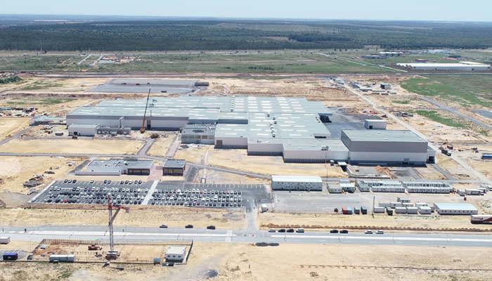 Groupe PSA在摩洛哥的新Kenitra工厂开始生产