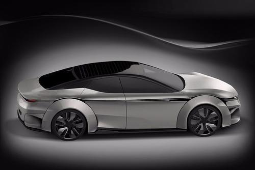 大众在上海推出特斯拉战斗电动SUV概念车