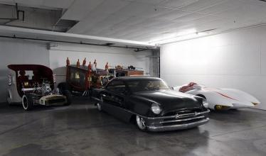 彼得森汽车博物馆展示了经典机器的独家阵容