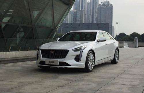 凯迪拉克CT6定价在2020年车型年度大幅改变