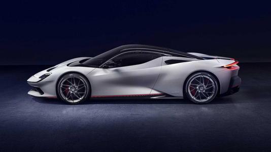 Pininfarina Automobili揭示了第一款电动超级跑车的名字