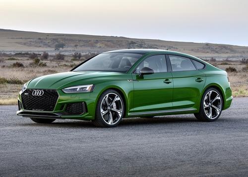 奥迪揭示了有关新款RS 5 Sportback机器的更多细节