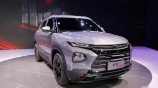2021年雪佛兰开拓者首次亮相通用汽车最新款紧凑型SUV