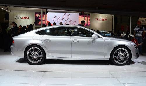 奥迪展示了有关新款A7 Coupe的更多细节