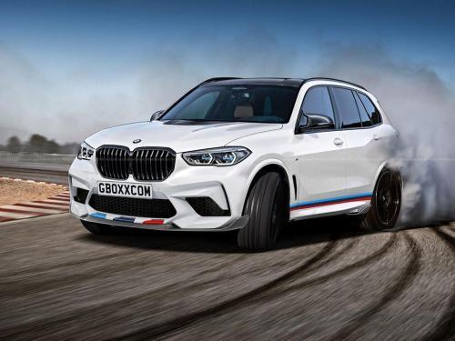 全新BMW X5 M为纽博格林带来600匹马