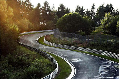 丰田已经开设了自己的纽伯格林Nordschleife赛道