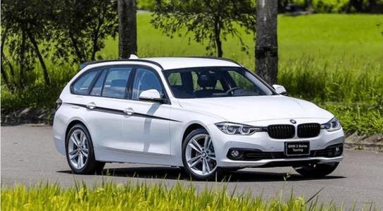 全新BMW 3系旅行车采用热M340i规格