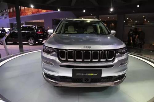 吉普指挥官PHEV是一款仅适用于中国的电动SUV