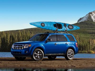 福特Escape ST Render让我们为无车未来感到兴奋