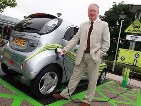 英国电动车电池公司Hyperbat推出