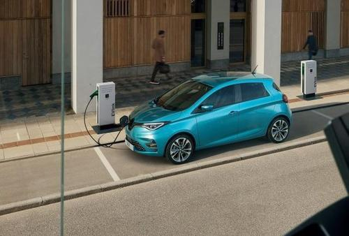 e-Niro以超过3万英镑的价格获得雷诺佐伊的电动车类别