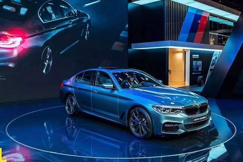 宝马终于推出了BMW 8系Gran Coupe