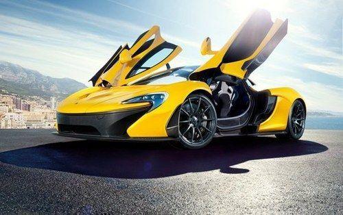 迈凯轮为570S车型重新推出着名的高下压力套件