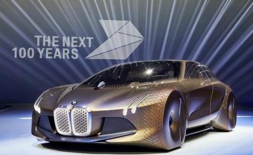 宝马iNEXT全电动SUV开始在2021年生产之前进行测试