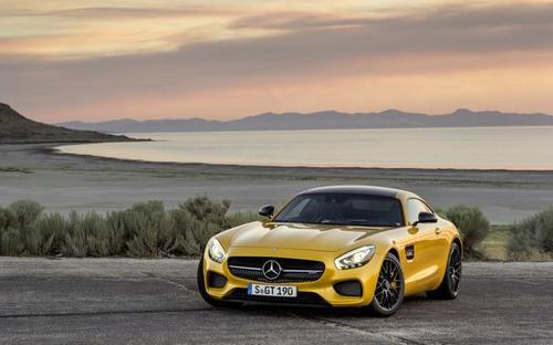 梅赛德斯 -奔驰 AMG还将展示全新车型Mercedes-AMG GT R PRO