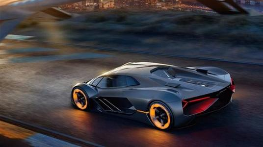 NIO前夕概念在2018年中国汽车展上首次亮相
