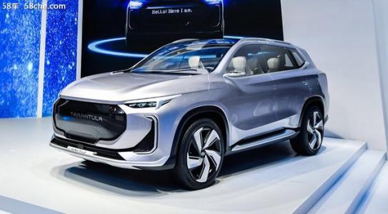 预计Byton纯电动SUV售价约为人民币30万元