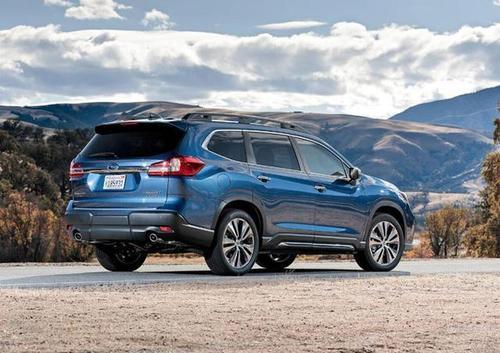 2019年斯巴鲁Ascent跨界SUV是下一代的内陆