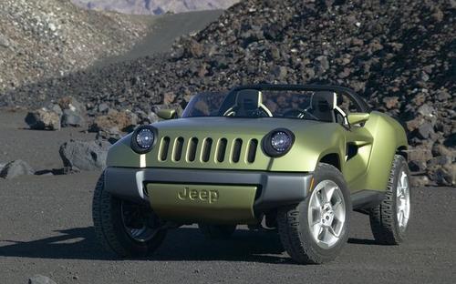 吉普车将在Wagoneer下方推出新款三排SUV