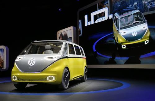 大众汽车一直在与其竞争对手讨论如何制定汽车行业自动驾驶汽车标准