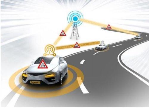 使用V2X技术的自动车辆测试到达澳大利亚道路