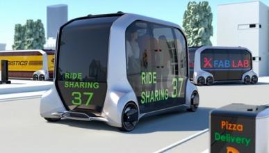 丰田将使用新的自动驾驶汽车测试跑道来模拟危险的紧急演习