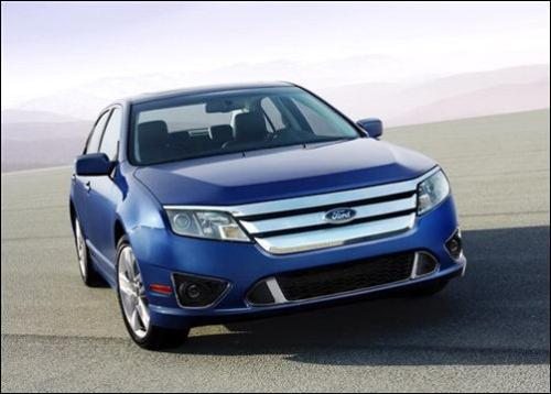 2019年福特Fusion增加了安全技术 据称是新造型