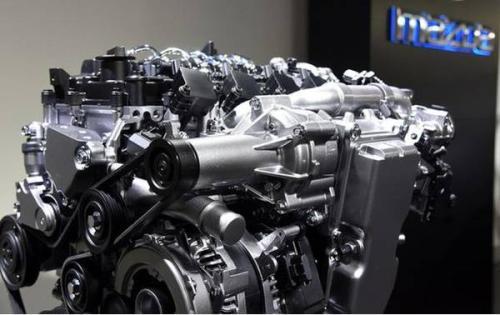 马自达未来的燃气发动机可能比电动机更清洁