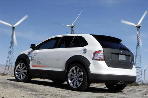 福特将通过混合动力车和电动车系统为欧洲系列电气化