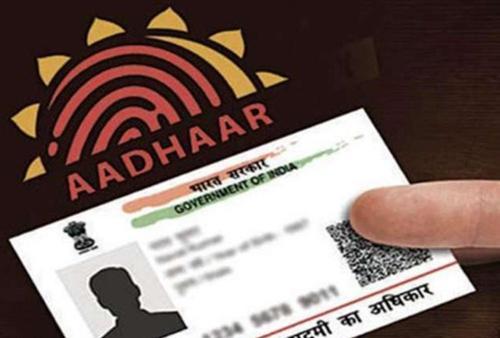 没有Aadhaar 您将来可能无法获得驾驶执照