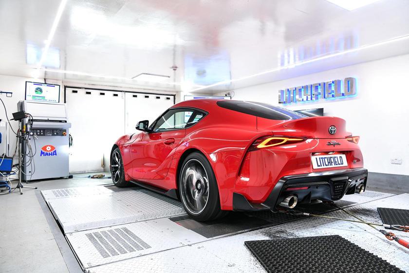 2020款丰田Supra GR获得了应得的动力升级