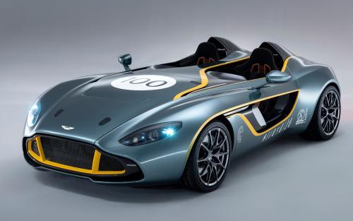 阿斯顿马丁将在下个月在日内瓦展出Lagonda All-Terrain Concept