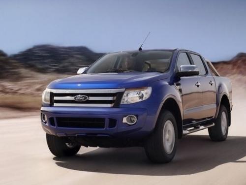 福特称一款紧凑型皮卡即将上市 比Ranger小