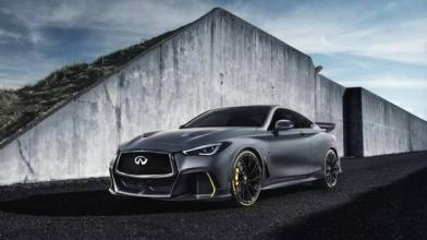 英菲尼迪Black S Prototype将F1混合动力技术引入公路车