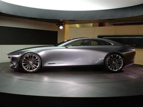 马自达Vision Coupe被选为日内瓦年度概念车