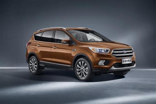 福特推出新款中国SUV 希望重振销售