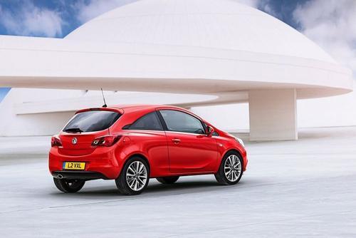新的Vauxhall Corsa受益于新的发动机阵容