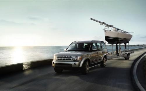 路虎提供了他们最终Land Rover Discovery的生产预览