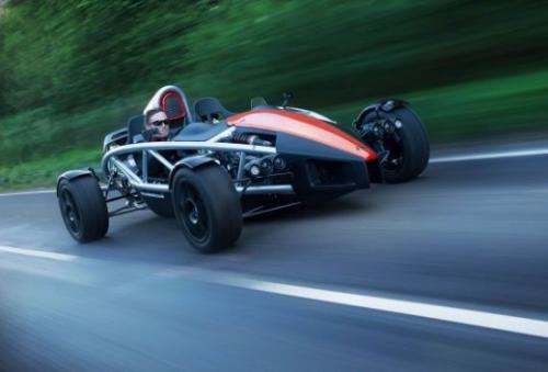 2020 Ariel超级跑车将在3.8s内以0-100mph的速度行驶