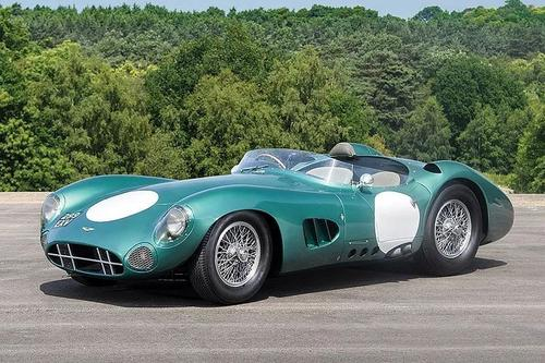 阿斯顿马丁DBR1为英国汽车创下22550000美元的新拍卖纪录