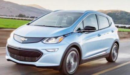 随着电动汽车需求的增加 雪佛兰BOLT EV车主达到了创纪录的里程